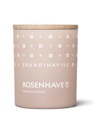 SKANDINAVISK Mini 65g Scented Candle - Rosenhave
