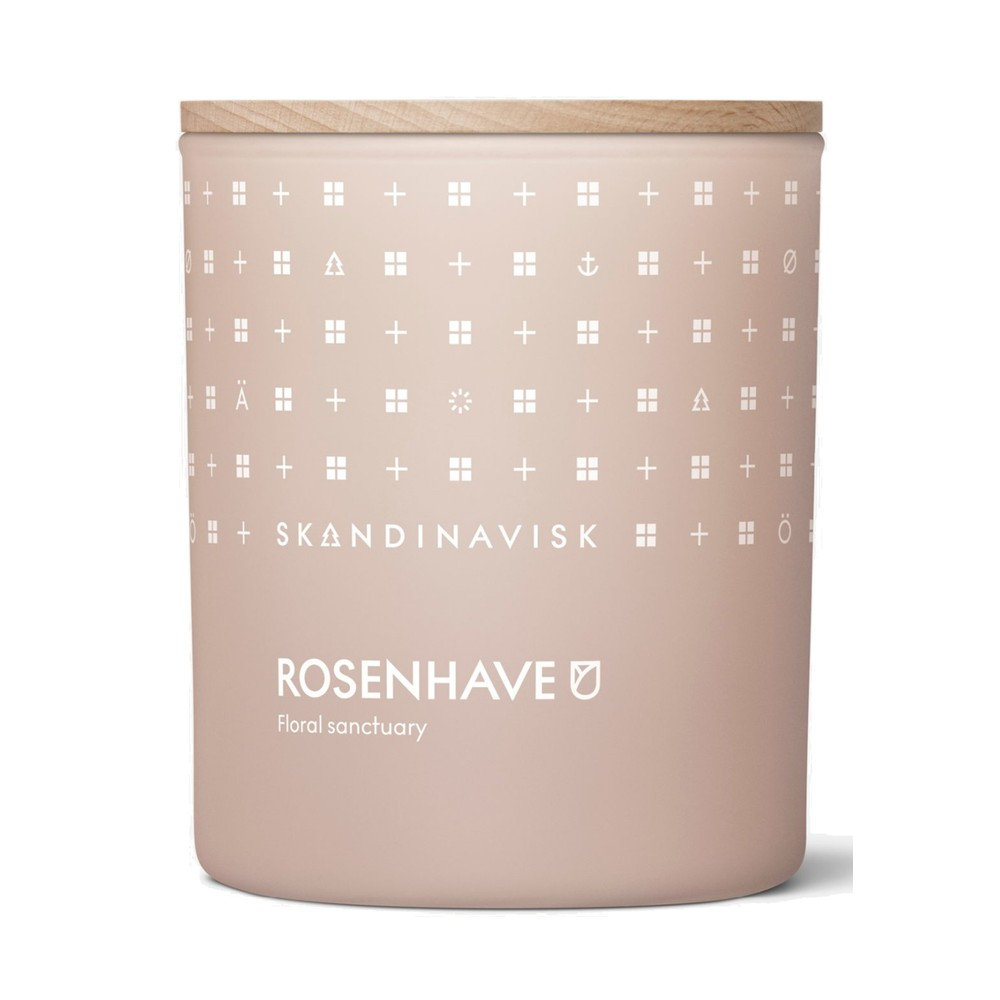 200g Scented Candle - Rosenhave