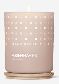 SKANDINAVISK 200g Scented Candle - Rosenhave