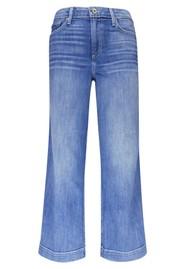 Paige Denim Nellie Culotte Jeans - Baazar