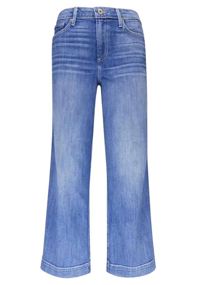 Paige Denim Nellie Culotte Jeans - Baazar main image
