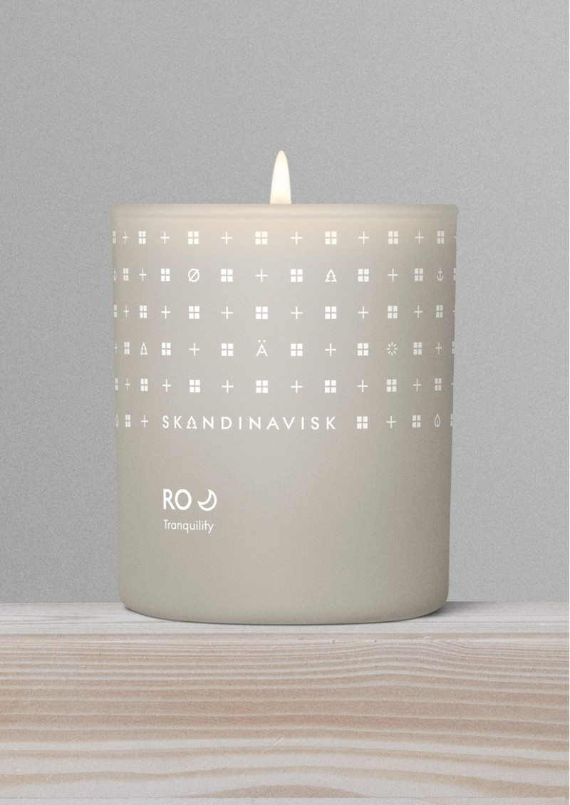 200g Scented Candle - Ro main image