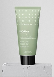 SKANDINAVISK 75ml Hand Cream - Fjord
