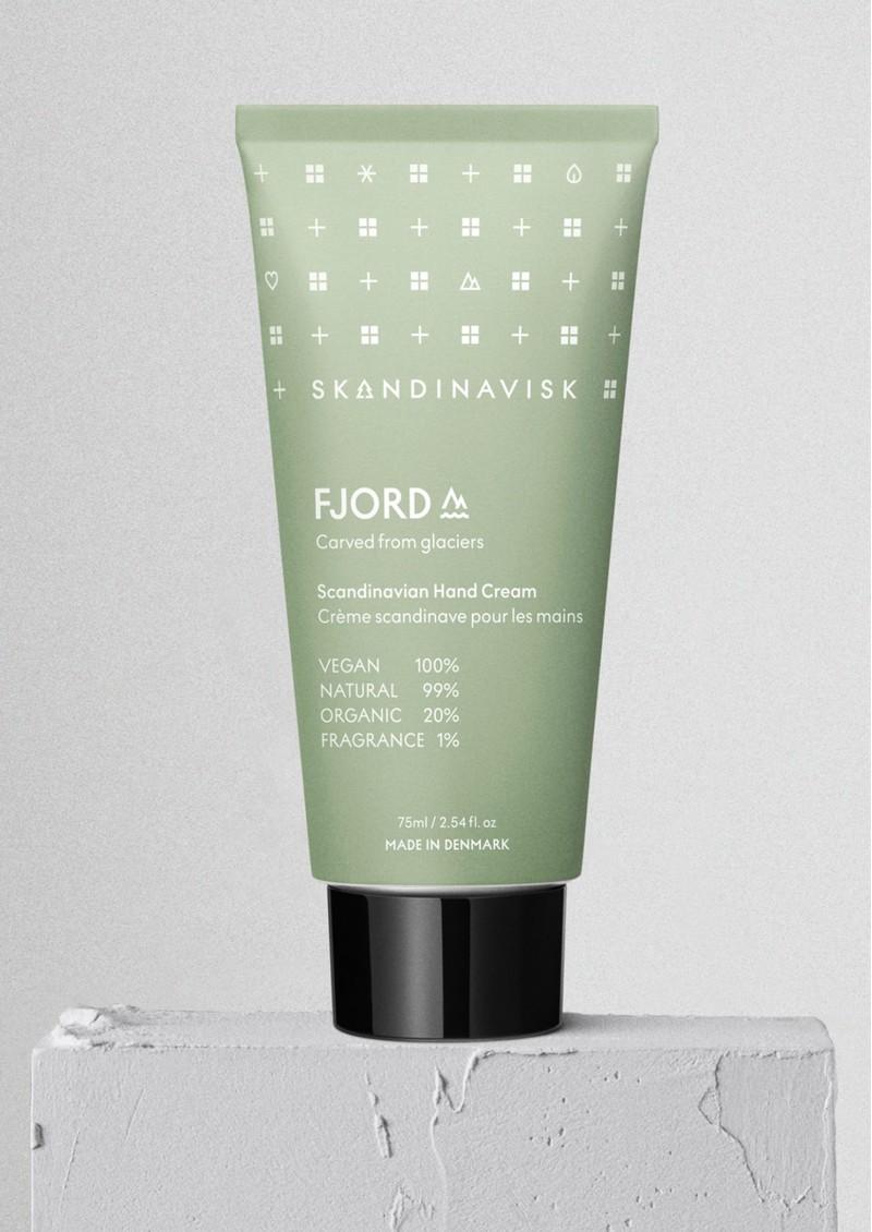 SKANDINAVISK 75ml Hand Cream - Fjord main image