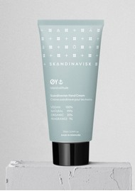 SKANDINAVISK 75ml Hand Cream - Oy