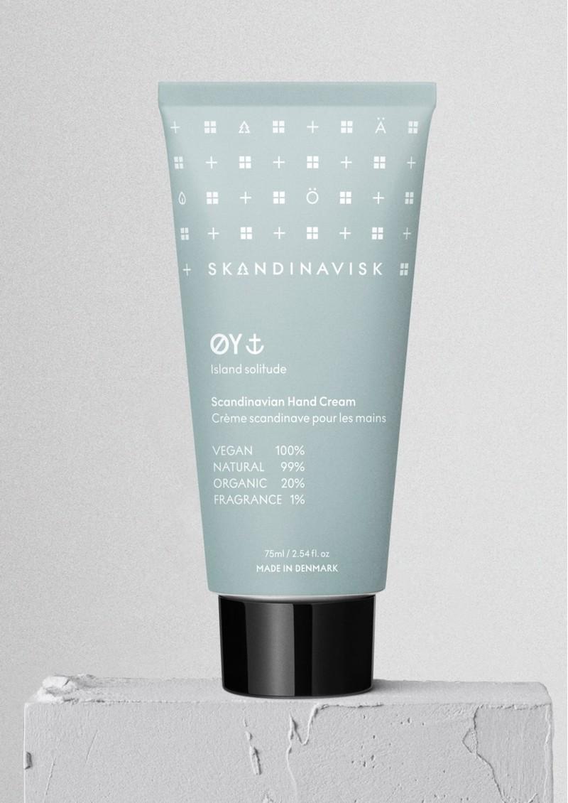 SKANDINAVISK 75ml Hand Cream - Oy main image