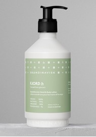 SKANDINAVISK 450ml Hand & Body Lotion - Fjord