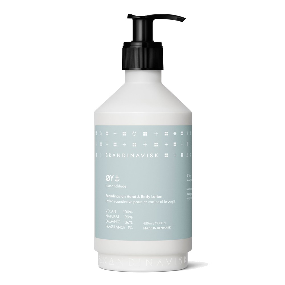 450ml Hand & Body Lotion - Oy