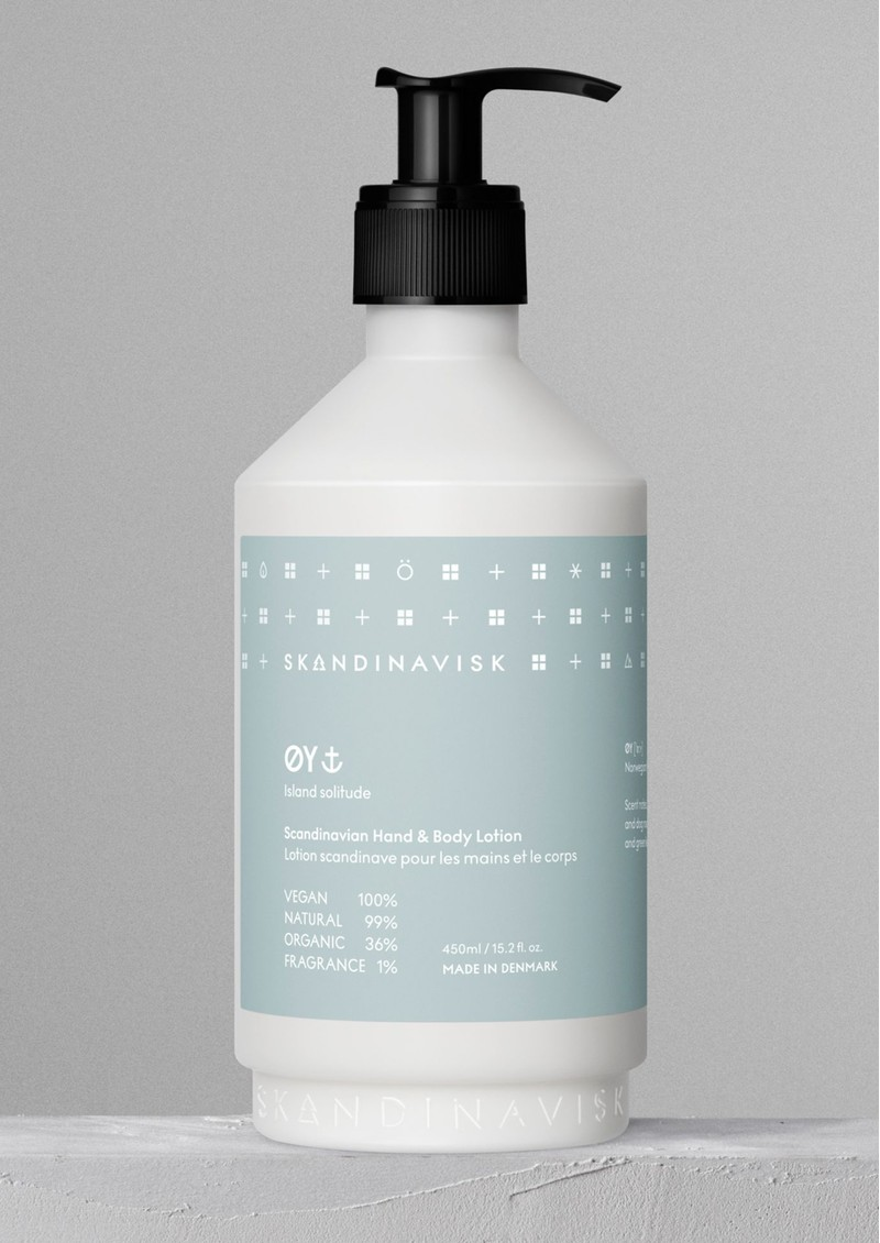 450ml Hand & Body Lotion - Oy main image