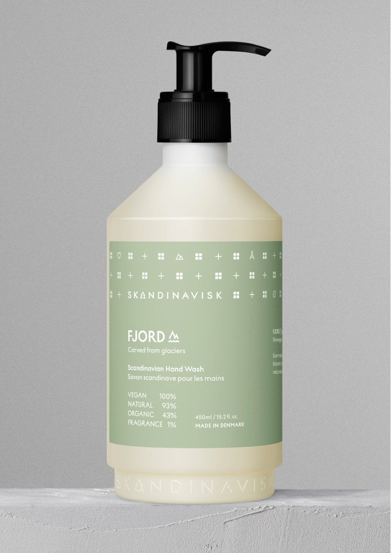 450ml Hand Wash - Fjord main image