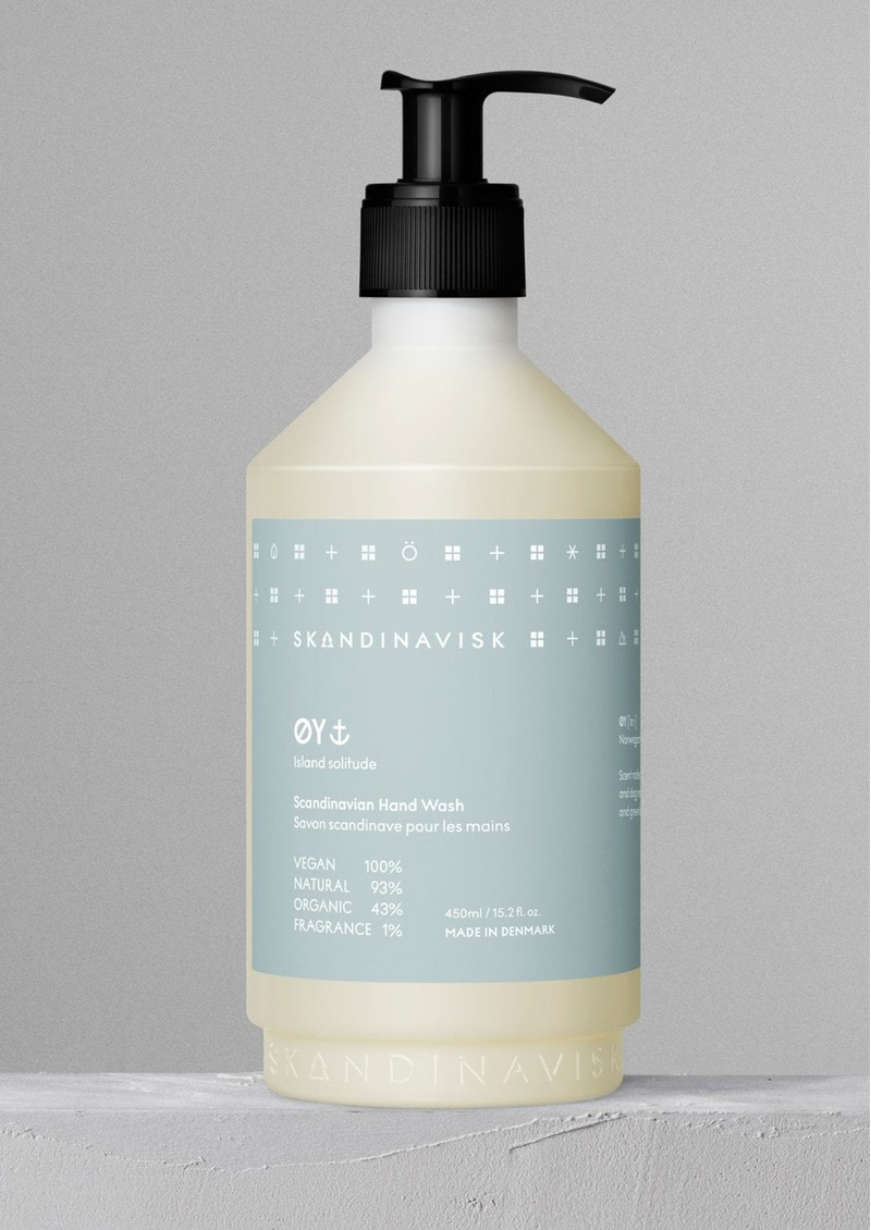 450ml Hand Wash - Oy main image