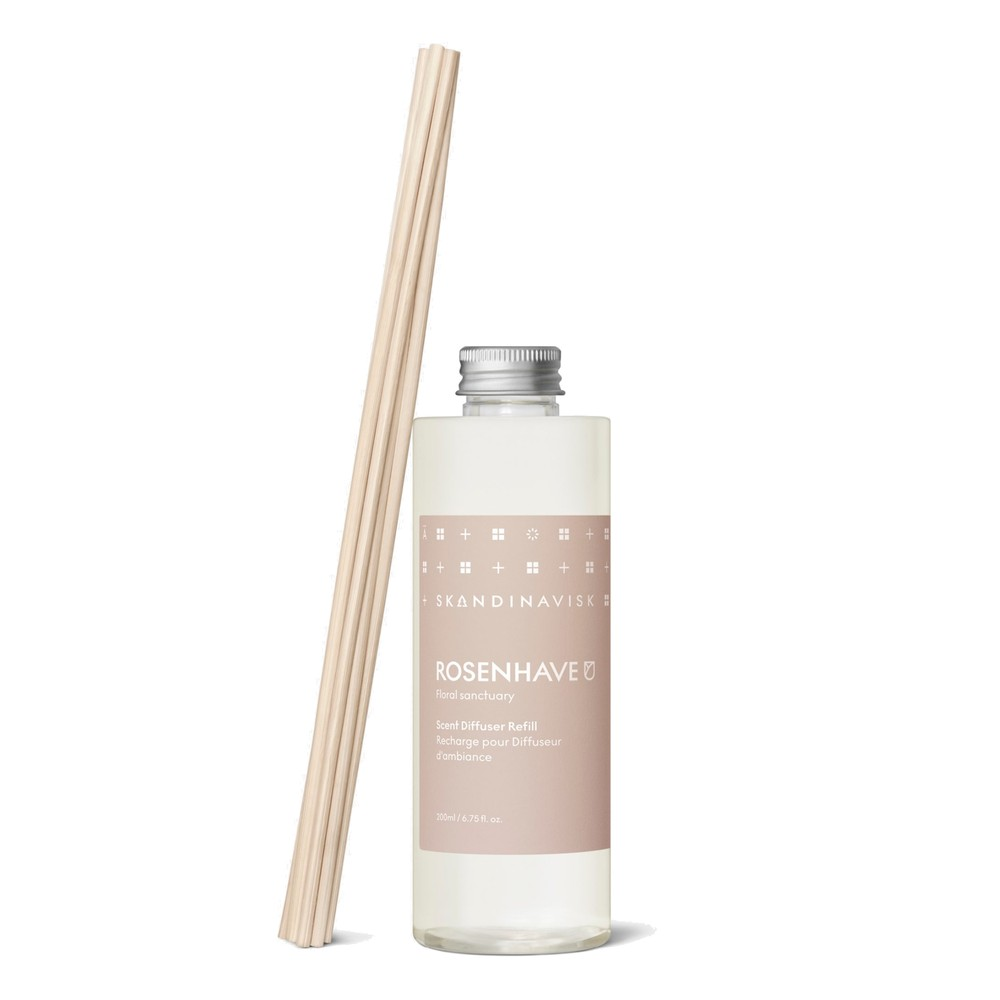 Scented Diffuser 200ml Refill - Rosenhave