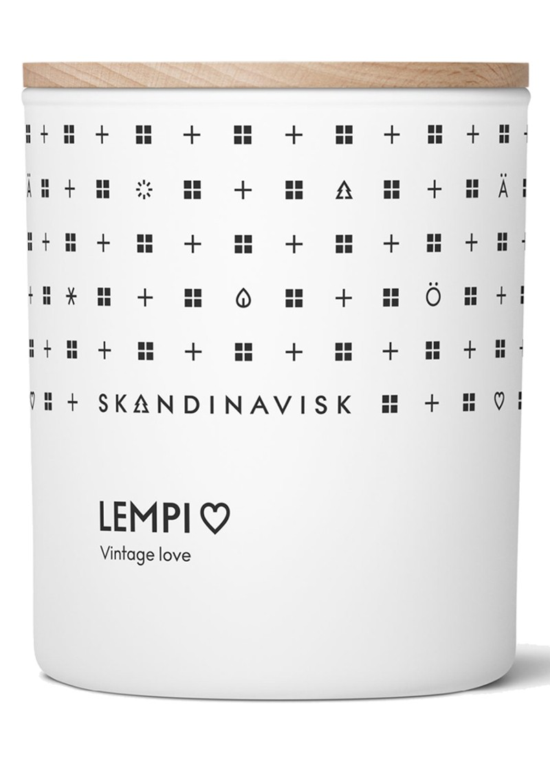 200g Scented Candle - Lempi main image