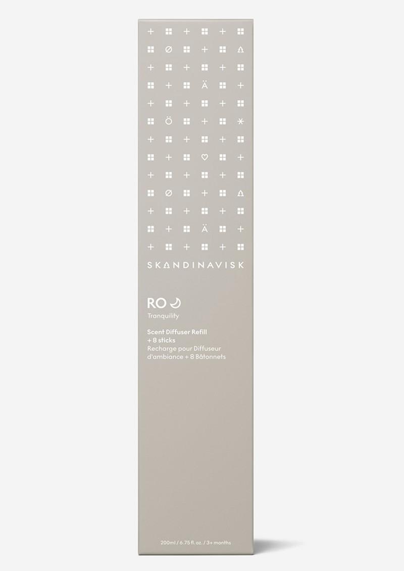 SKANDINAVISK Scented Diffuser 200ml Refill - Ro main image