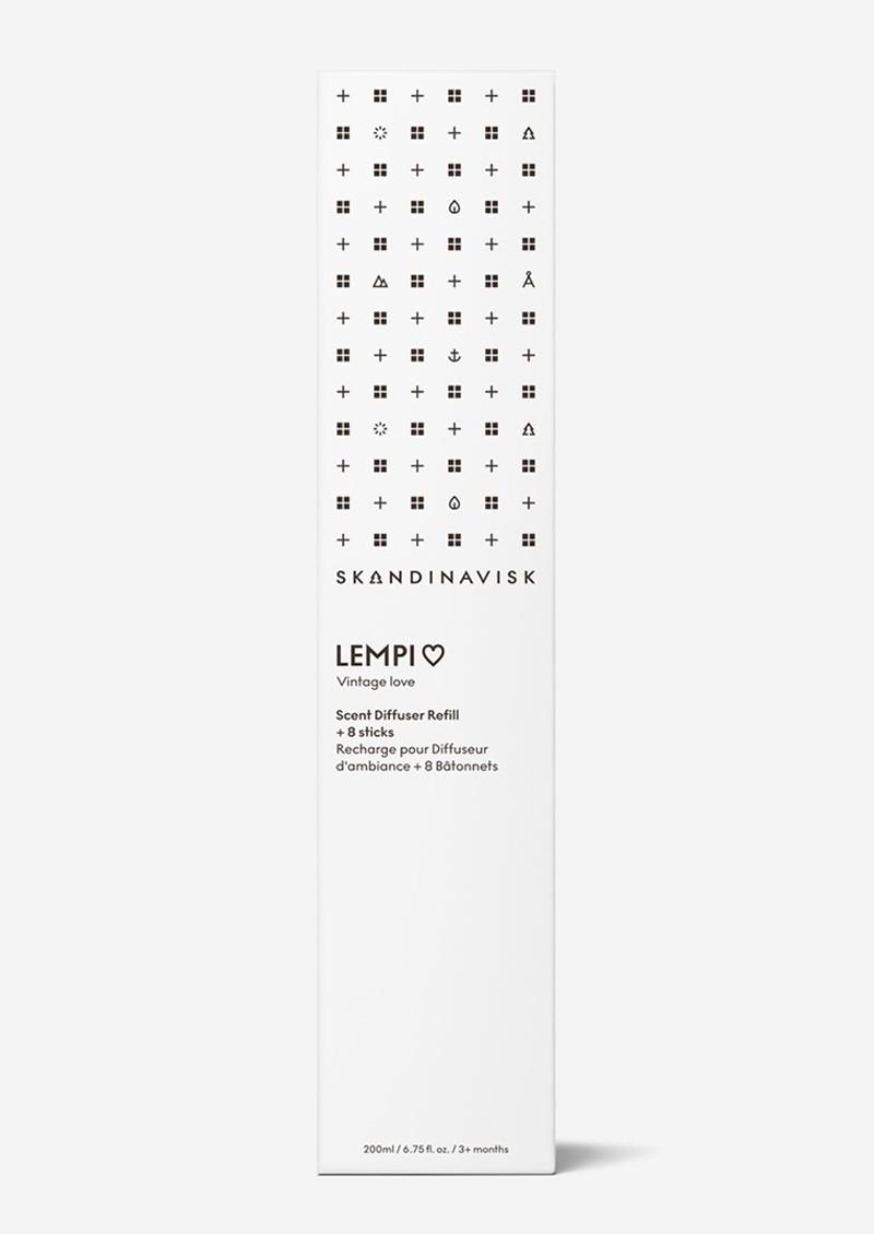 SKANDINAVISK Scented Diffuser 200ml Refill - Lempi main image