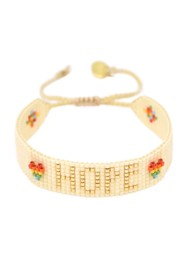 MISHKY Hope Beaded Bracelet - Multi