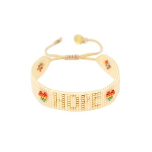 Hope Beaded Bracelet - Multi