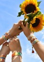 MISHKY Love Beaded Bracelet - Multi