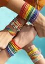 MISHKY Rainbow River Beaded Bracelet - Multi