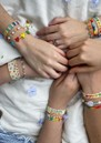 MISHKY Rainbow Yeyi Beaded Bracelet - Multi