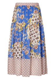 LOLLYS LAUNDRY Cokko Skirt - Blue