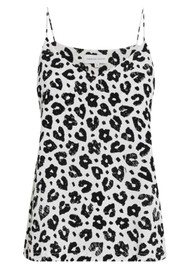 FABIENNE CHAPOT Lora Cato Strap Top - Lolita Leopard