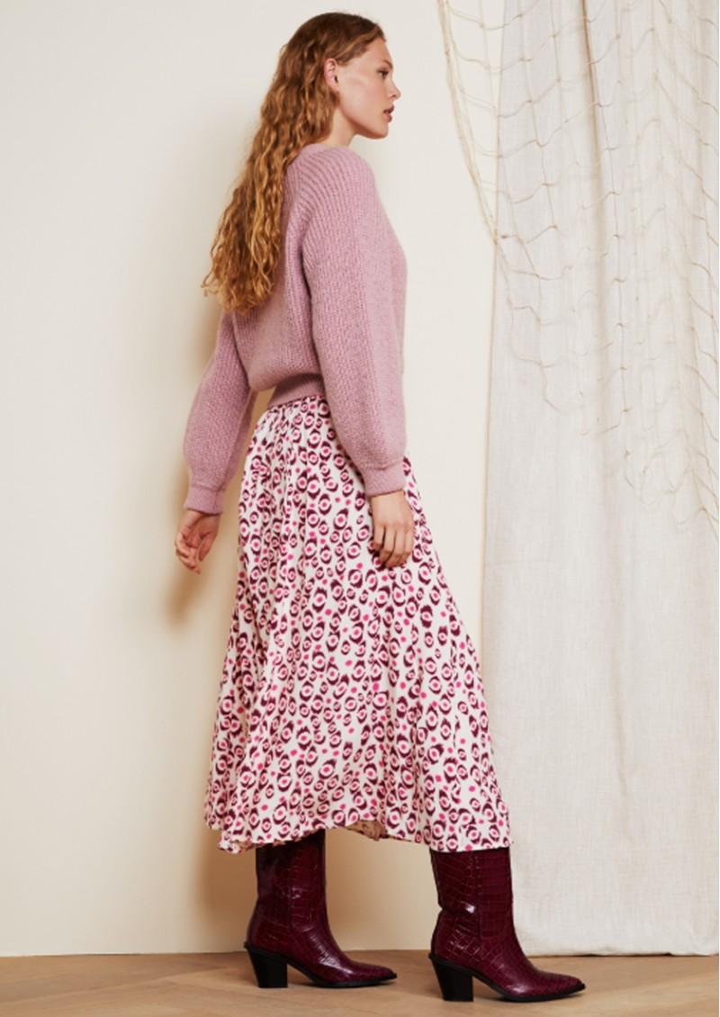 FABIENNE CHAPOT Megan Lou Skirt Leopard Lashes main image