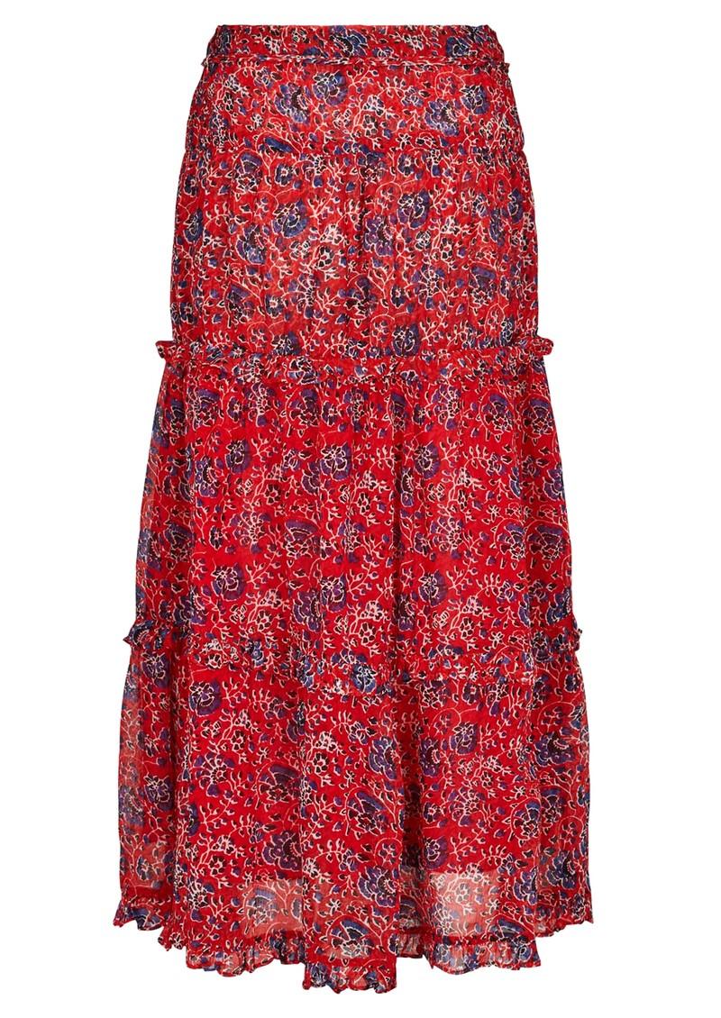 MOLIIN Rianna Skirt - Sun Tomato main image