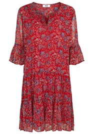 MOLIIN Moli Dress - Sun Tomato