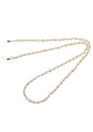 TALIS CHAINS Classic Freshwater Pearl Glasses Chain - Pearl