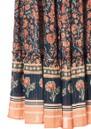 M.A.B.E Joy Maxi Skirt - Navy