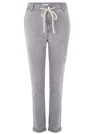 Paige Denim Christy Drawstring Pant - Vintage Grey Haze