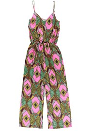 ESSENTIEL ANTWERP Wakanda Jumpsuit - Polo Green