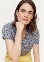 SAMSOE & SAMSOE Majan Short Sleeve Shirt - Verbena
