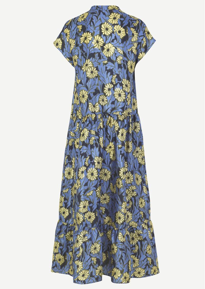SAMSOE & SAMSOE Margo Long Printed Dress - Marguerite main image