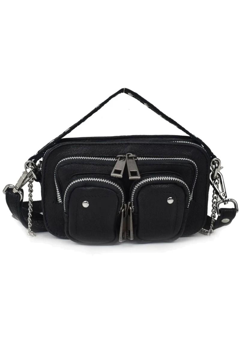 NUNOO Helena Small Leather Bag - Urban Black main image