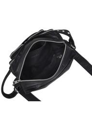 NUNOO Ellie Silky Leather Bag - Black