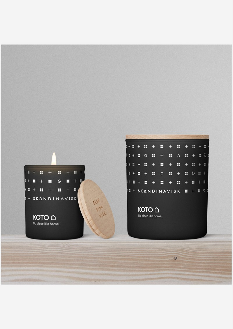 Mini 65g Scented Candle - Koto main image
