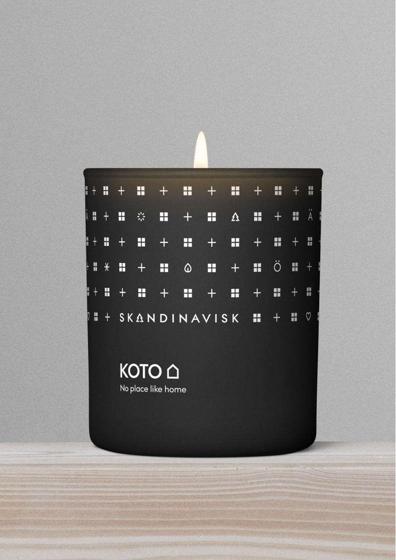 SKANDINAVISK 200g Scented Candle - Koto main image