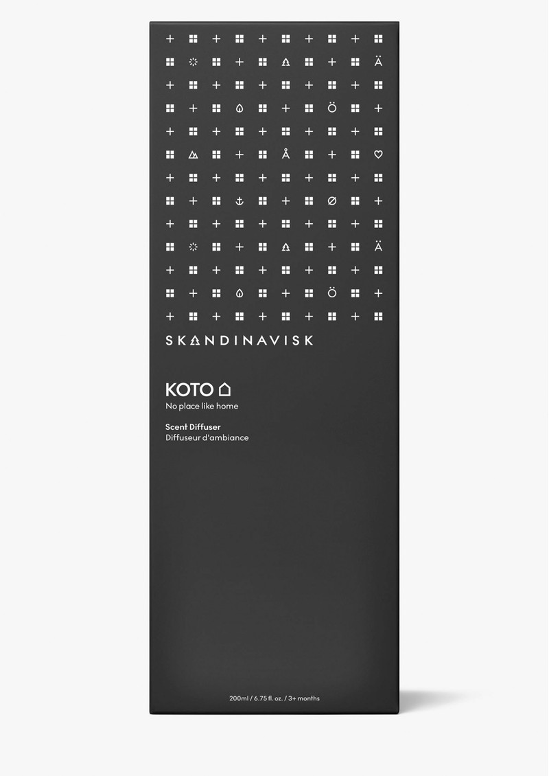 SKANDINAVISK Scented Diffuser 200ml - Koto main image