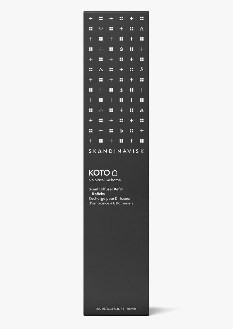 SKANDINAVISK Scented Diffuser 200ml Refill - Koto main image