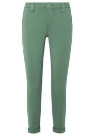 J Brand Paz Slim Tapered Luxe Sateen Trouser - Veiled