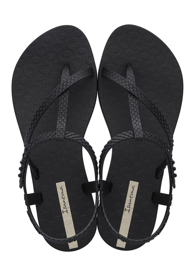 Ipanema Wish Sandals - Black Snake  main image