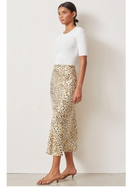 BEC & BRIDGE Catalonia Silk Printed Skirt - Print