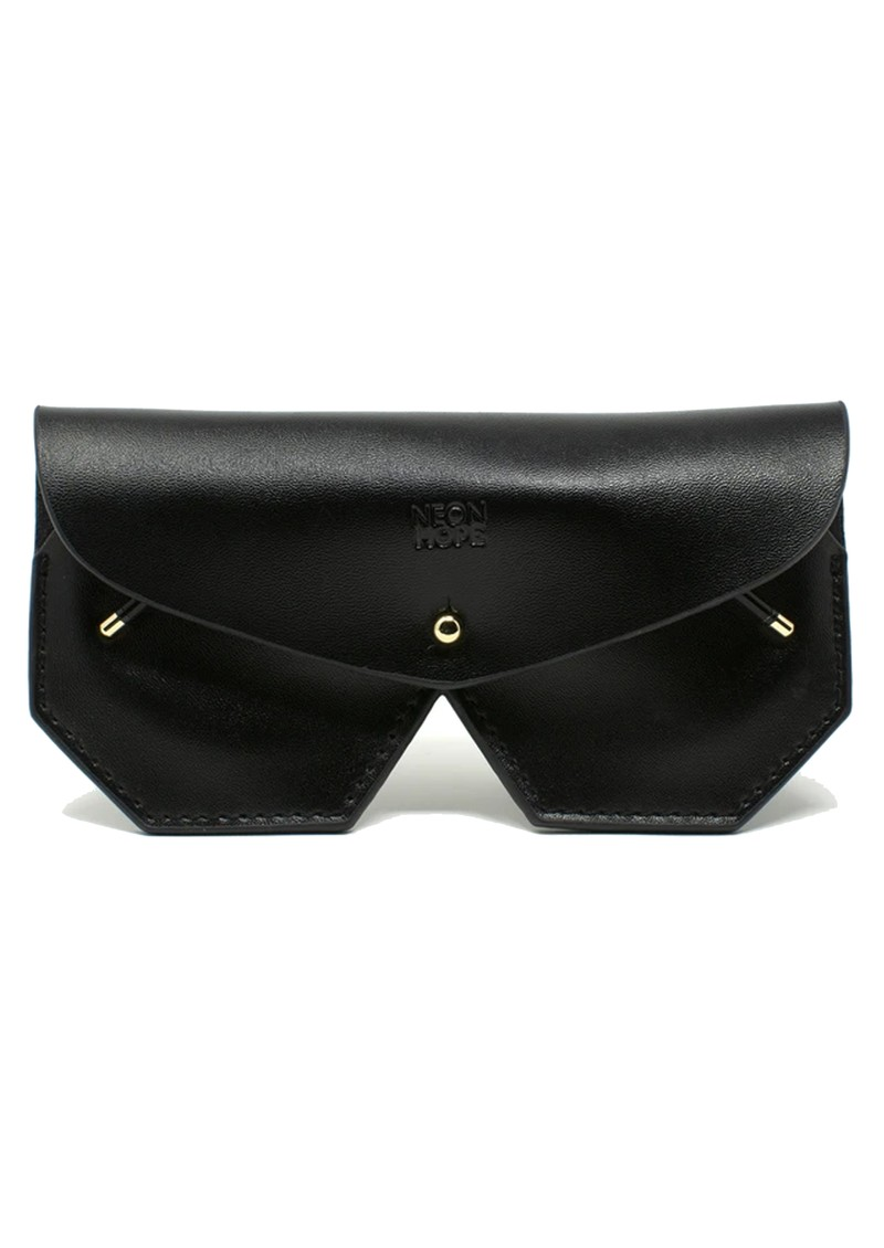 NEON HOPE Bast Sunglasses with Chain - Black main image