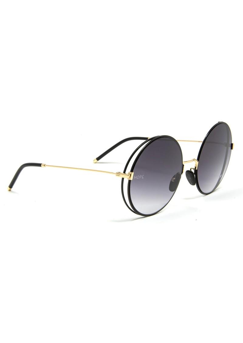 NEON HOPE Eos Sunglasses with Chain - Black main image