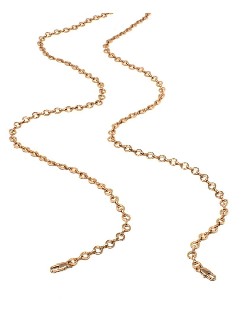 NEON HOPE Link Sunglasses Chain - Rose Gold main image