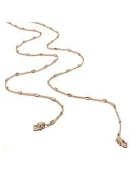 NEON HOPE Signature Sunglasses Chain - Rose Gold