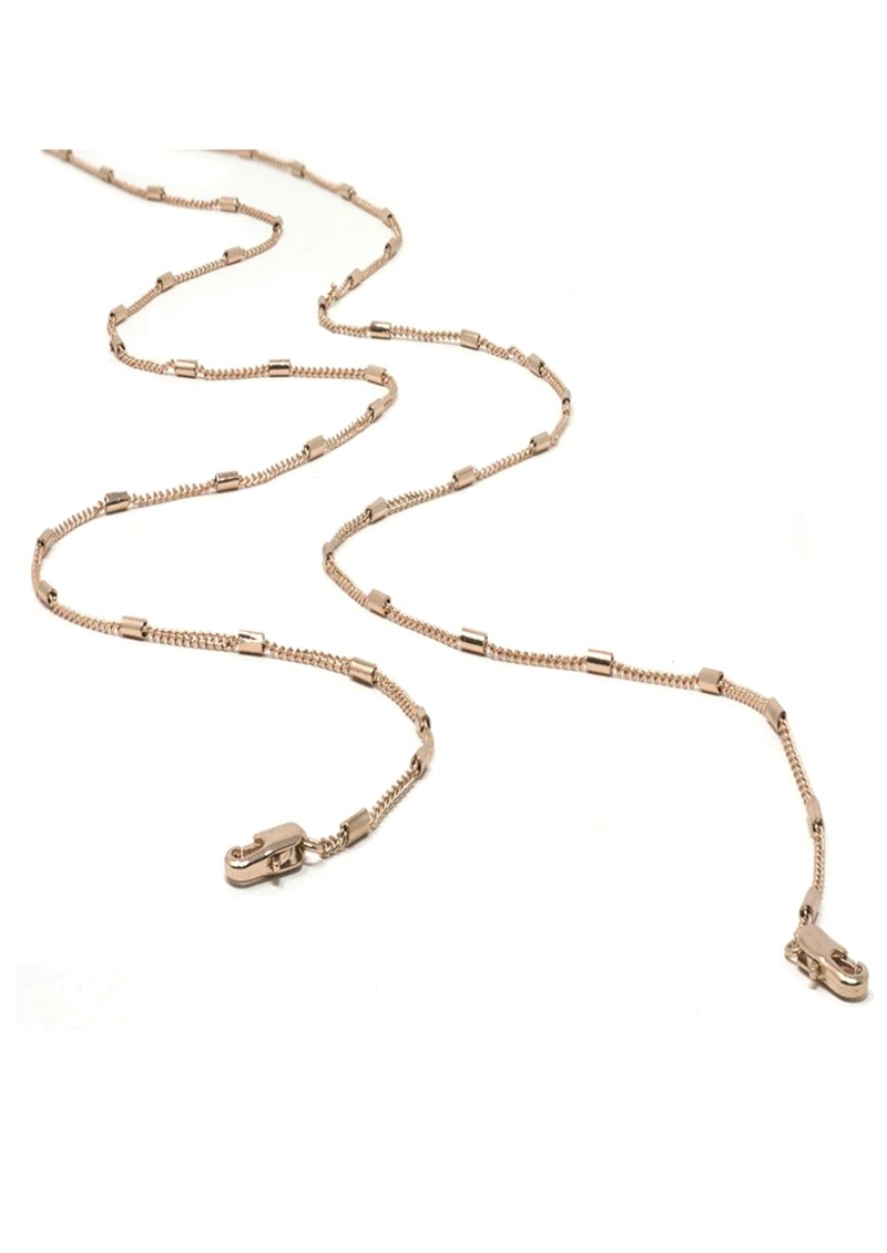 NEON HOPE Signature Sunglasses Chain - Rose Gold main image