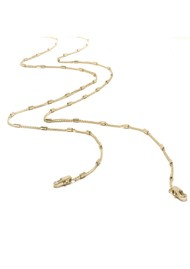 NEON HOPE Signature Sunglasses Chain - Gold